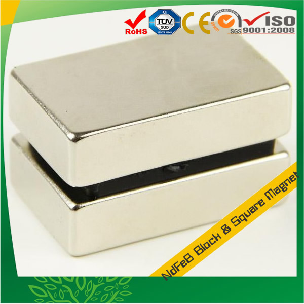 Rare Earth Rectangle Neo Magnet