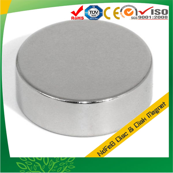 Disc Larger Neodymium Magnet
