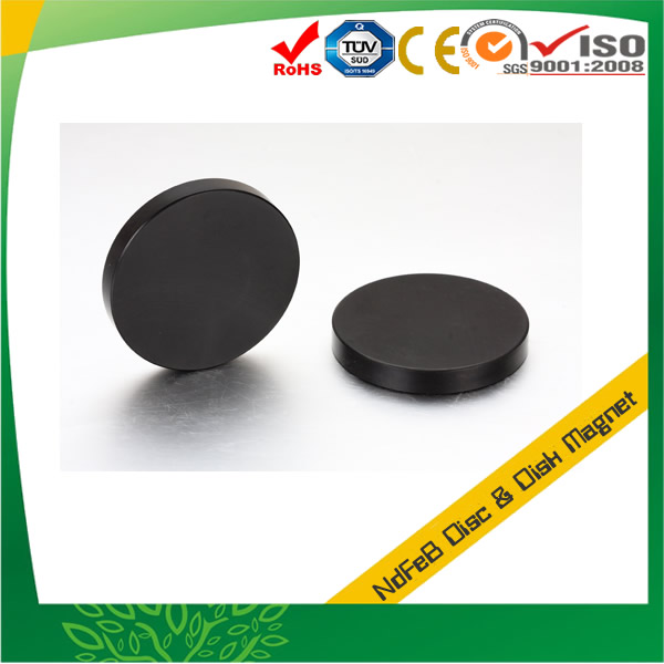 Epoxy Coated Neodymium Disk Magnet