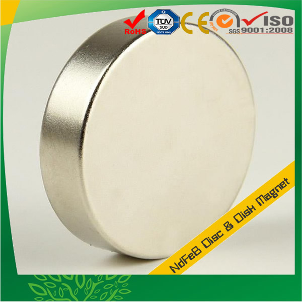 Super Big Disc Neodymium Iron Boron