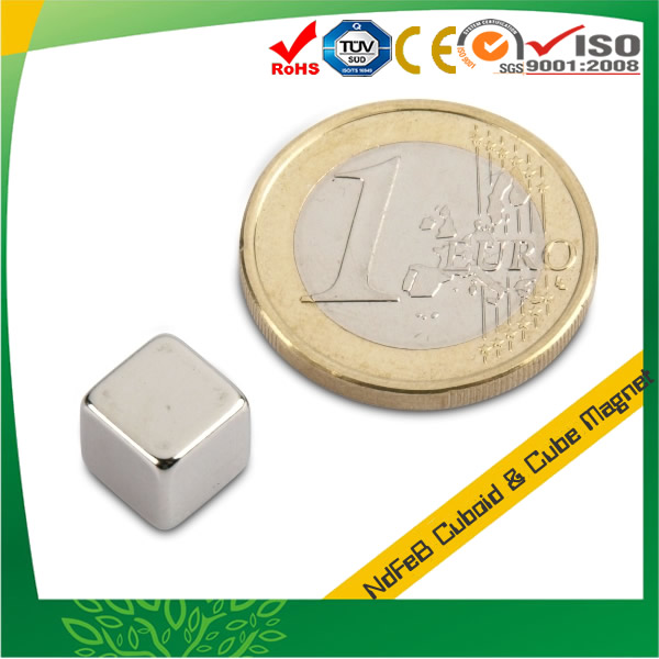 8mm Neo Magnetic Cube