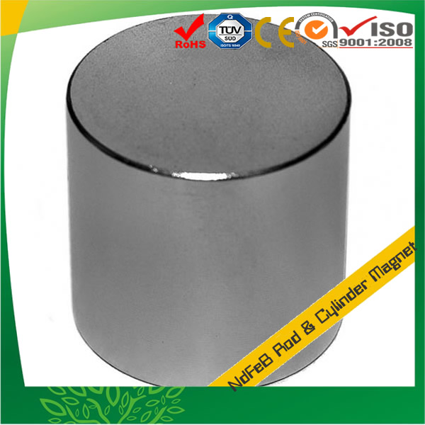 Big Cylinder Rare Earth Magnet
