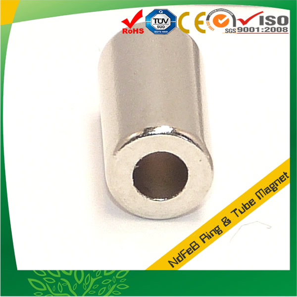 China Sintered Tube Magnet