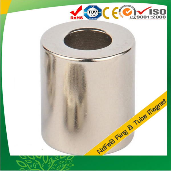 High Temperature Tube NdFeB Magnet