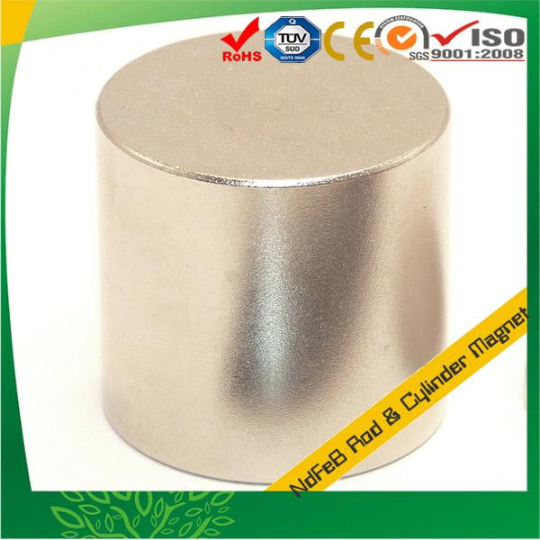 Huge Cylindrical NdFeB Magnet