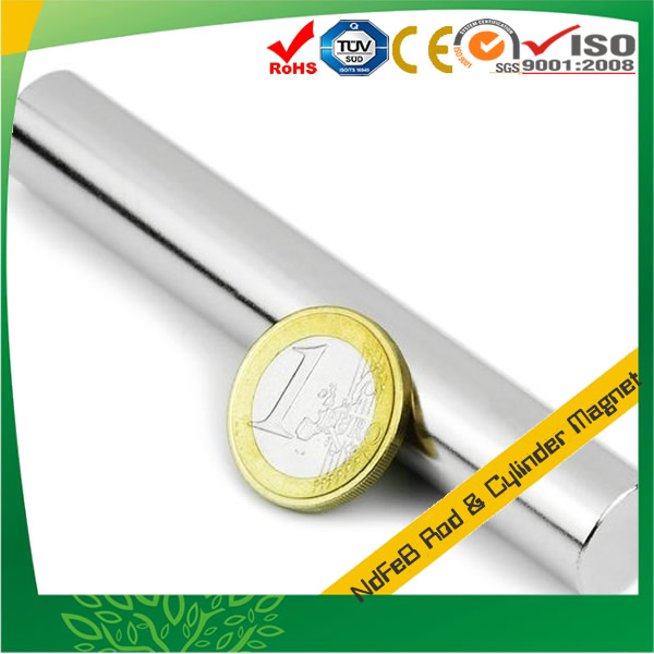 Nickel Coating Bar Magnet