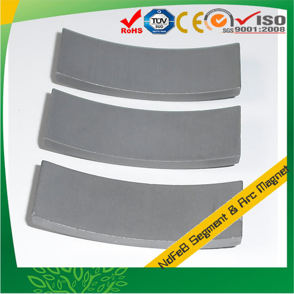 Passivation Coated Arc Magnets