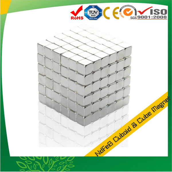 Rare Earth Cube Magnet