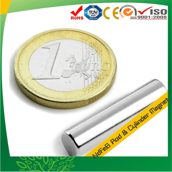 Rare Earth Neodymium Bar Magnet