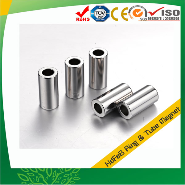 Sintered NdFeB Tube Magnet