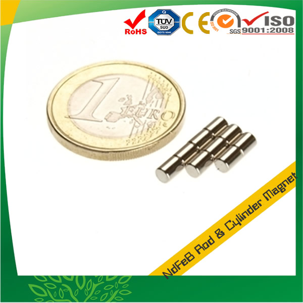 Small Rod Magnet