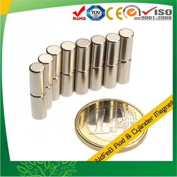 Stick Bar Cylinder Neodymium Magnet