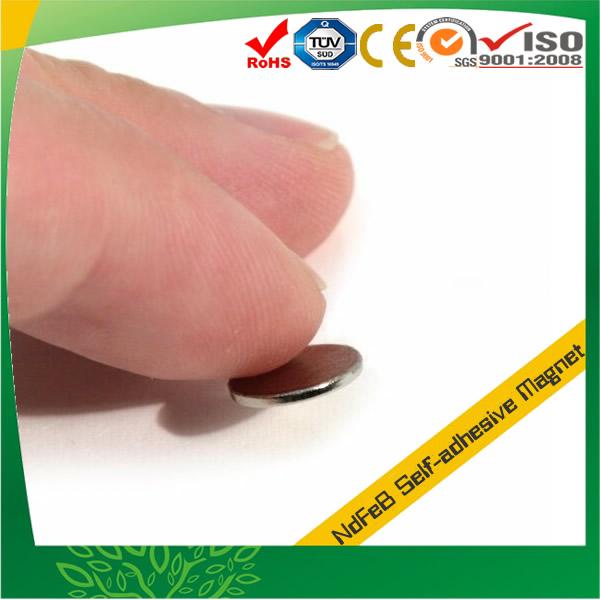 3M Adhesive Back Disc Magnet