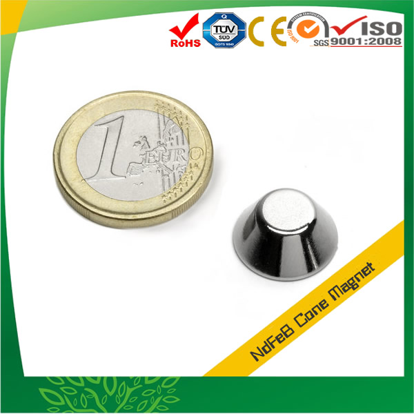 Cone Neo Pin Wall Magnet