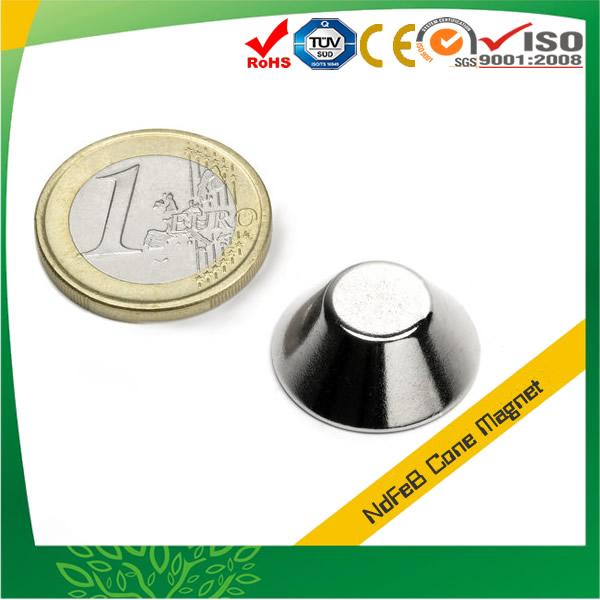Cone Neodymium-Iron-Boron Magnet