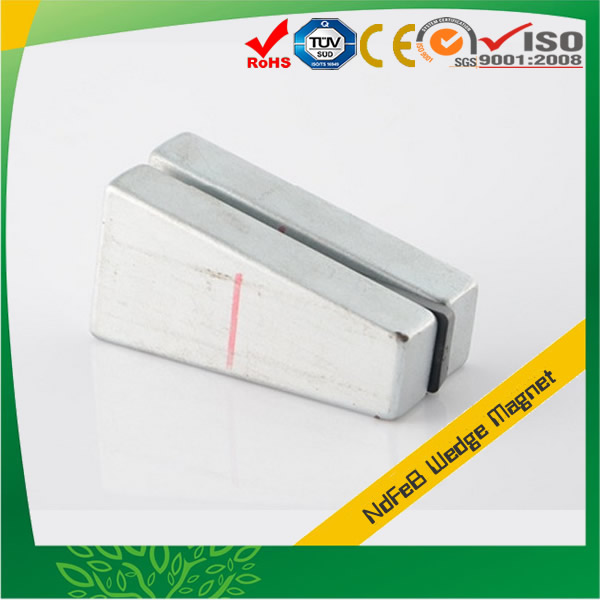 Customized Design Motor Wedge Magnet