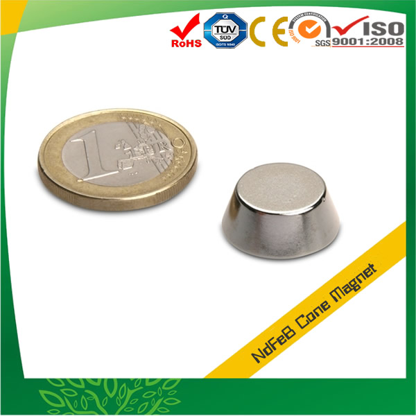 Powerful Cone Neodymium Magnet