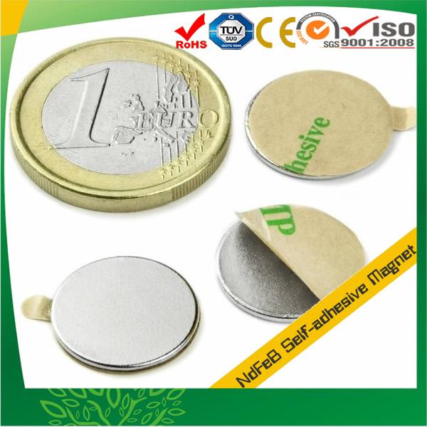 Round 3M Neodymium Magnet