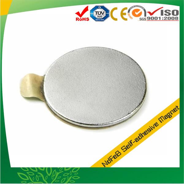 Self Adhesive Round Magnet