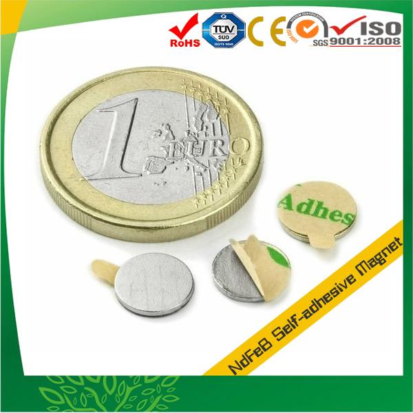 Self-adhesive NdFeB Magnet