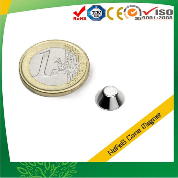 Sintered NdFeB Cone Magnet