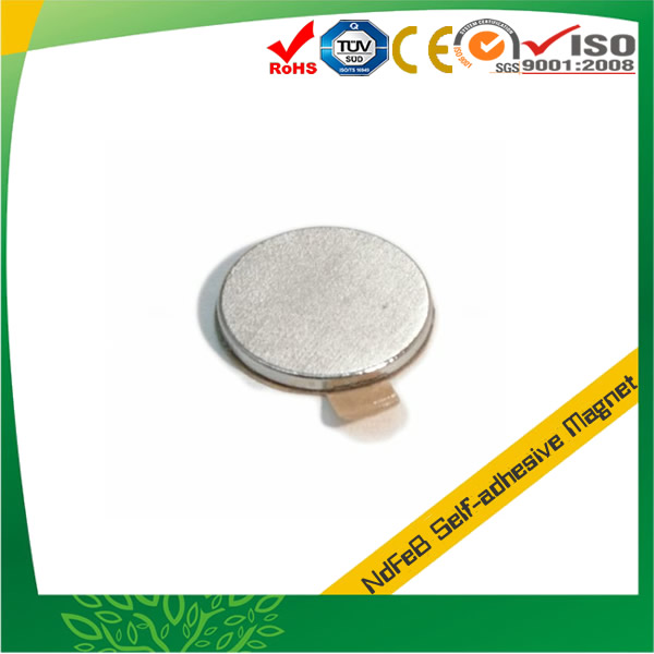 Strong 3M Adhesive NdFeB Magnet