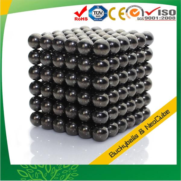 Black Magnetic Balls NeoCube