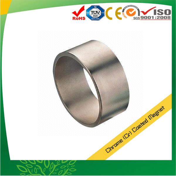 Chrome Coated NdFeB Magnets