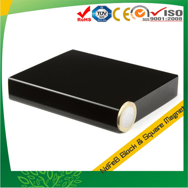 Epoxy Coating Sintered Neodymium Magnets