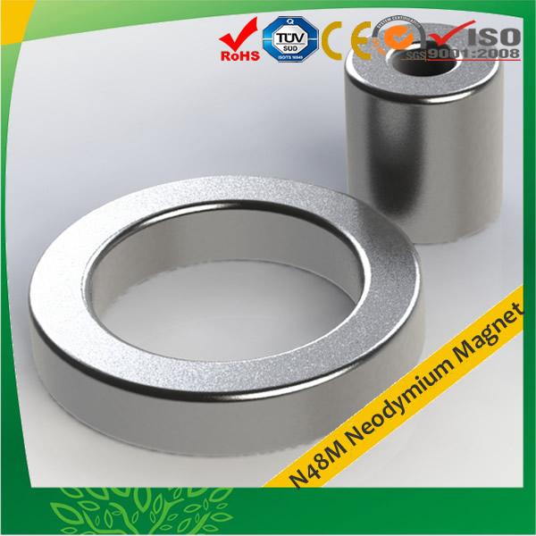 N48M Neodymium-Iron-Boron Rings