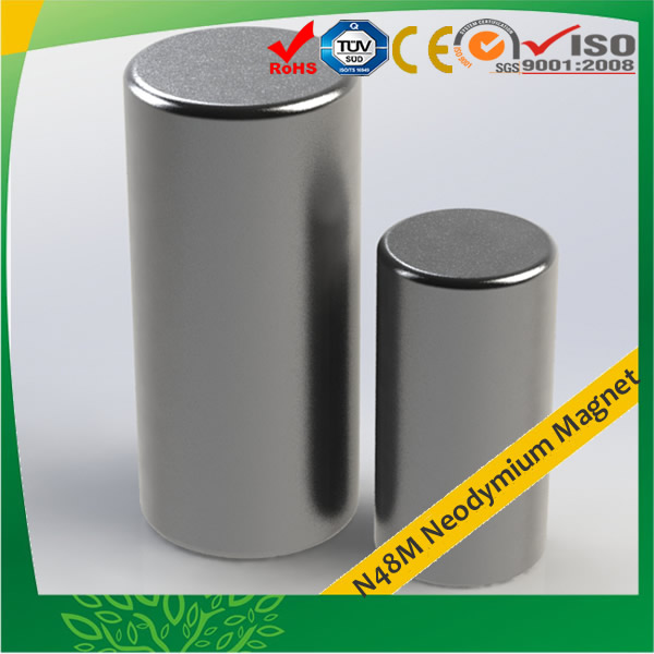 N48 Neodymium Tube Magnets