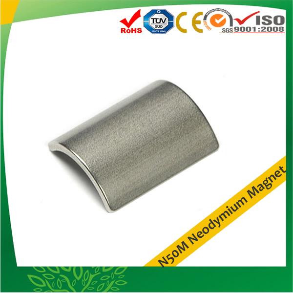 N50M Arc Neodymium-Iron-Boron
