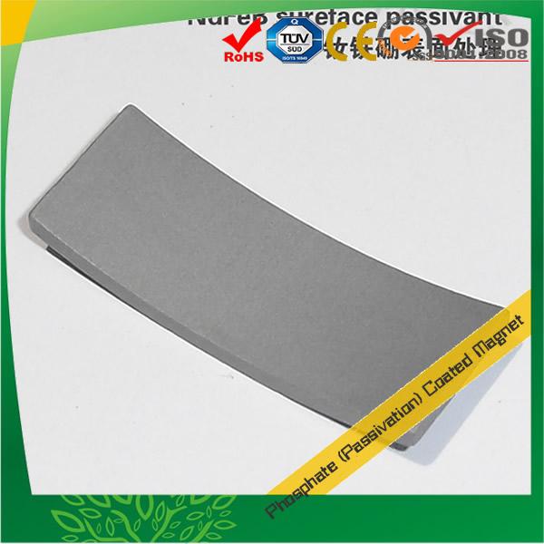 Passivation Coating Neodymium Magnets