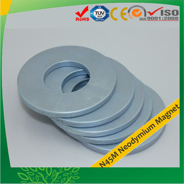 Zinc-plating Loundspeaker Magnets N45M