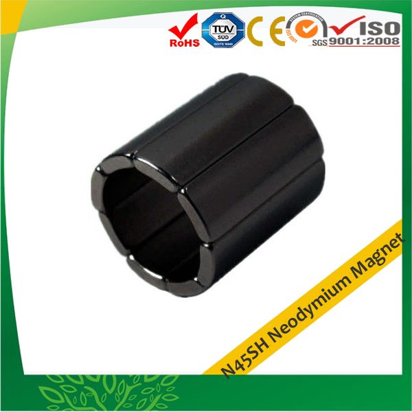 45SH Material Arc Motor Magnets