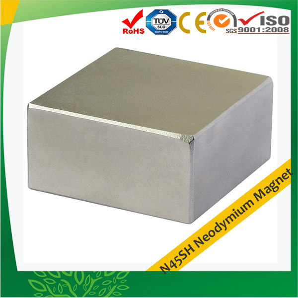 Huge Block N45SH Neodymium Magnets