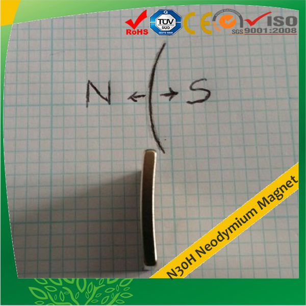 N30H Black Epoxy Coating Powerful Magnet