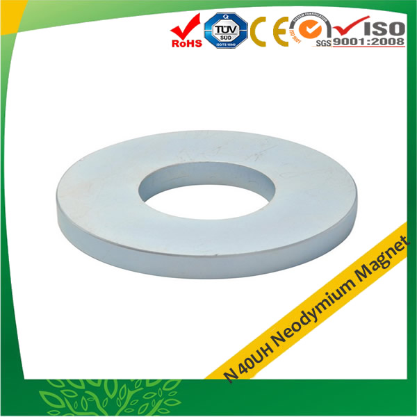 Ring N40UH Neodymium Magnets