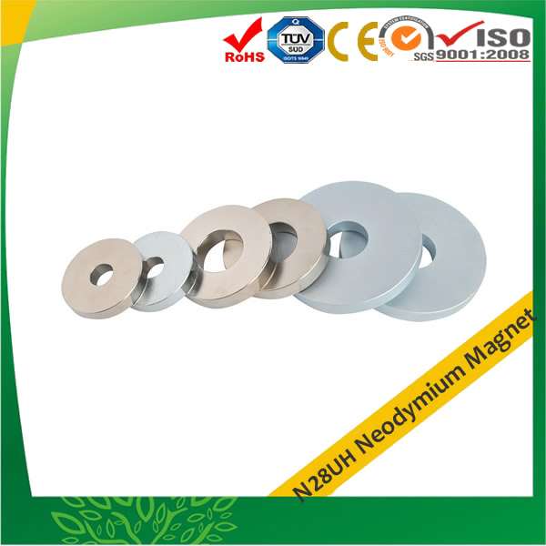 Ring Strong N28UH Neodymium Magnet