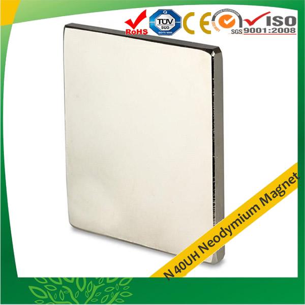 Sintered Block Neodymium Magnet