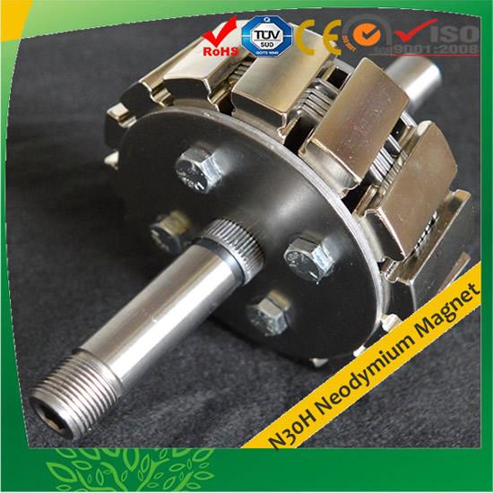 Sintered Neodymium Motor Magnet N30H