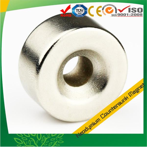 90 °Countersunk NdFeB Disc Magnet