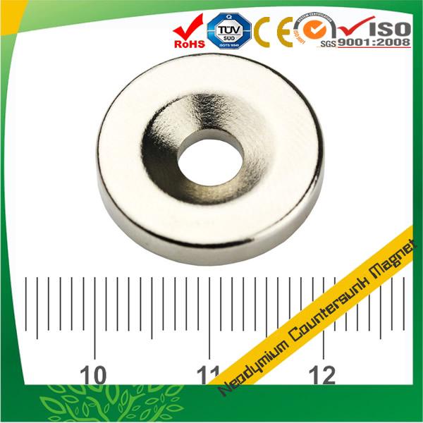 Disc Countersink NdFeB Magnet