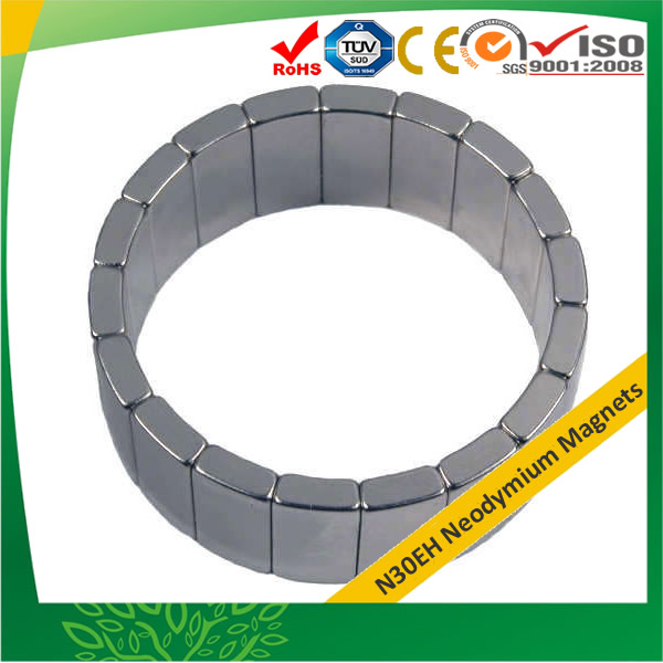 N30EH Neodymium High Precision Motor Magnets