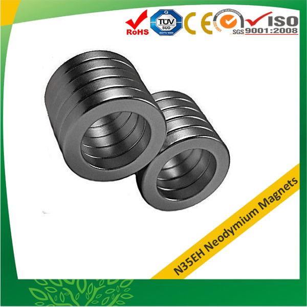 N35EH Ring Super Strength Magnets