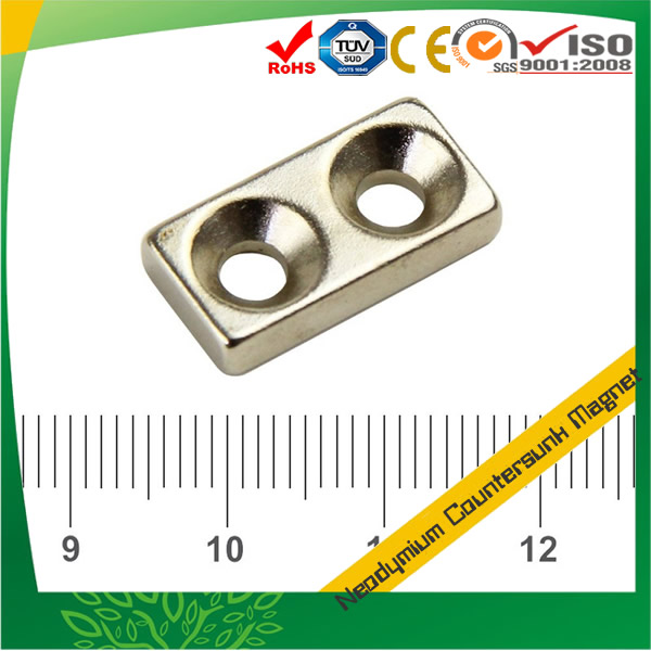 NdFeB Rare Earth Countersunk Magnet