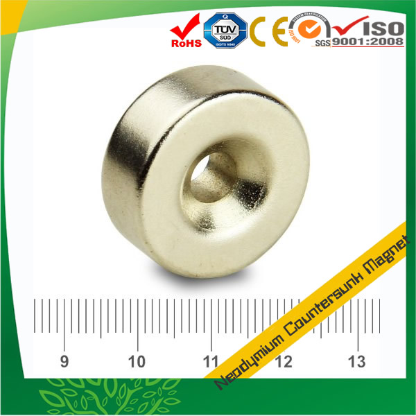 Neo Countersunk Rare Earth Magnet