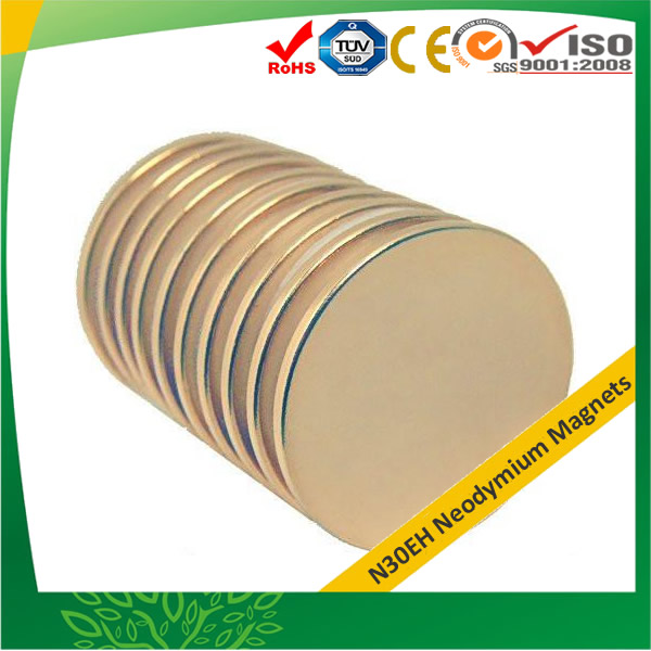Rare Earth N30EH Neodymium Magnets
