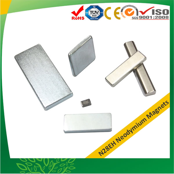 Super Neodymium Magnets Block N28EH