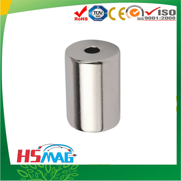 NdFeB Tube N50 Permanent Magnets